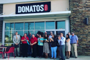 Clayton Construction Company and Donatos Pizza